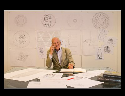 Lord Norman Foster of Thames Bank OM